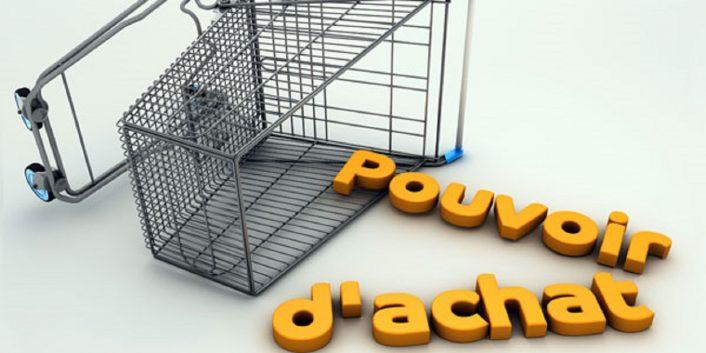 Une augmentation du pouvoir d'achat n'est possible en France